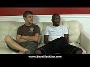 Black sexy gay boys bang white studs 03 Thumbnail