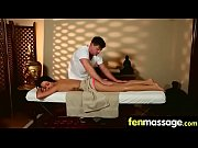 husband cheats with masseuse in room.