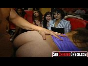 41 rich milfs blowing strippers at underground cfnm party!04