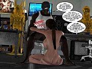 3D Comic: Clara Ravens 1 Thumbnail