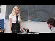 InnocentHigh - Hot Student Gives Teacher CPR