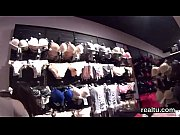 Attractive czech teen is teased in the supermarket and poked in pov