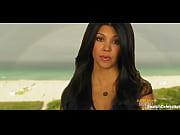 Kourtney Kardashian in Kourtney Khloe Take Miami 2009-2010