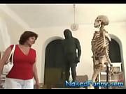 Pegadinhas Picantes-Esqueleto Animado