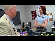 онлайн видео очень красивая и ответственная секретарша