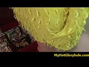 Interracial gloryhole amazing blowjob video 30