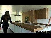 Sex Tape Sexy Lesbians Teen Girls (Kenna James &amp_ Aspen Rae) clip-19
