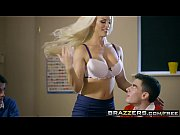 Brazzers - Big Tits at School - Teacher Tease scene starring Blanche Bradburry, Jordi El Ni&ntilde_o