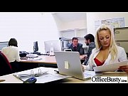 (lou lou) horny busty office girl enjoy hard.
