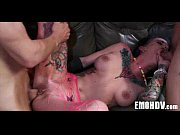 Emo slut with tattoos 1313