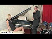 not a piano prodigy