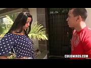 milf colombiana folla con el novio de su hija