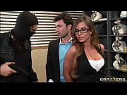 madison ivy - tied up and spanked at.