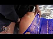 Jeune salope latine elle mange le sperme