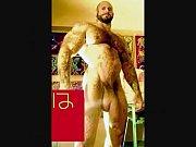 Edgar Guanipa In A Lemuel Perry Film.NYC Big Dick Bodybuilder.Venice Beach Film Festival Winner's Thumb