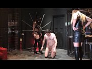 Mistress Arabella and Mistress Islya destroy the balls of Andrea Dipr&egrave_