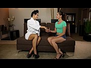 Jenna Sativa&#039_s first nuru massage with a girl, Katrina Jade - Nuru Massage
