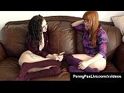 Nympho Red Head Penny Pax Finger Bangs 19yo Kendra Cole!