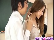 sakura hirota gets fuck and cum.