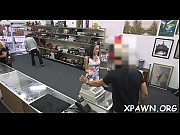 Sex in shop with big wang Thumbnail