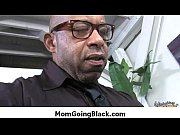 Black monster fucks my moms tight pussy 4