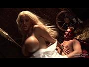 Orgia rituale anale con doppia penetrazione e sborrate in bocca