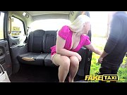 fake taxi hot tv personality takes it hard.