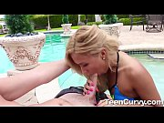 Chanel Collins Gives Blowjob and Banged by Nice Wang