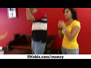 money talks - sexy girl fucking.
