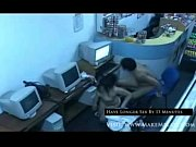 Cafe Sex Caught in Security Cam