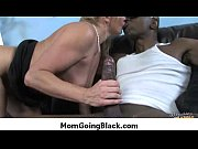 big fat black monster cock in my moms.