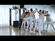 amateur teen couple first time ballerinas
