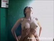 public asian couple fucking