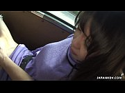 Eri sucking on a dick in the backseat of the car