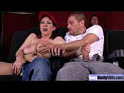 (rayveness) busty mature hot lady love hard style.
