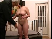 innocent young brunette makes sex with.