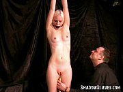 teen slavegirls nipple clamped and gagged with little.