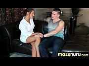 Heels and nylons prostata massage dildo