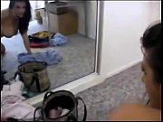 курящие блондинка синей в рубашке порно фото