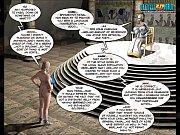 3D Comic: Galacticus 5