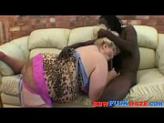 horny bbw with big black dude