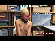 ebony thief amateur topless in backroom