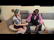 Tiny hippie teen drilled by big black cock 49 81