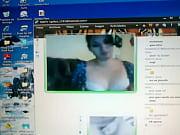 chica de la web cam 1