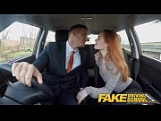 fake driving school ella hughes fails her test.