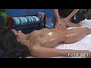 Cute eighteen year old asian girl gets drilled hard by her massage therapist