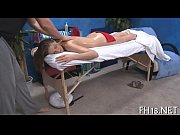 Vaginal massage clip