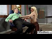(kagney linn karter) Big Boobs Girl Enjoy hard Style Sex In Office clip-20