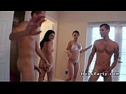 babes with blowjob skills having orgy.