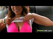 Female anal sex with dildo